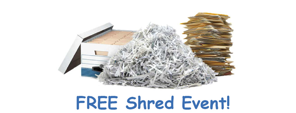 Free Shred Event 2
